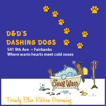 D&Ds Dashing Dogs $25 GC